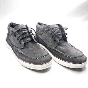 Steve Madden Flyynn Chukka Suede Sneaker Boots